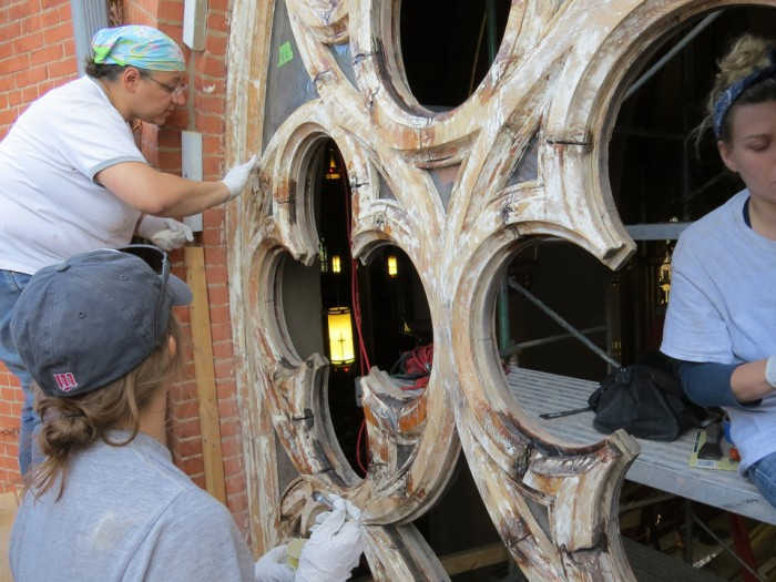 Steeple Square Window Restoration - Heritage Works