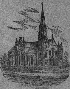 Original design for St. Anthony's (circa 1900)