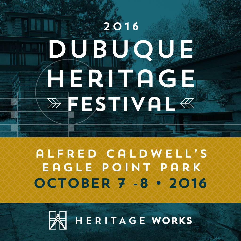 2016 Dubuque Heritage Festival Set for October 7-8