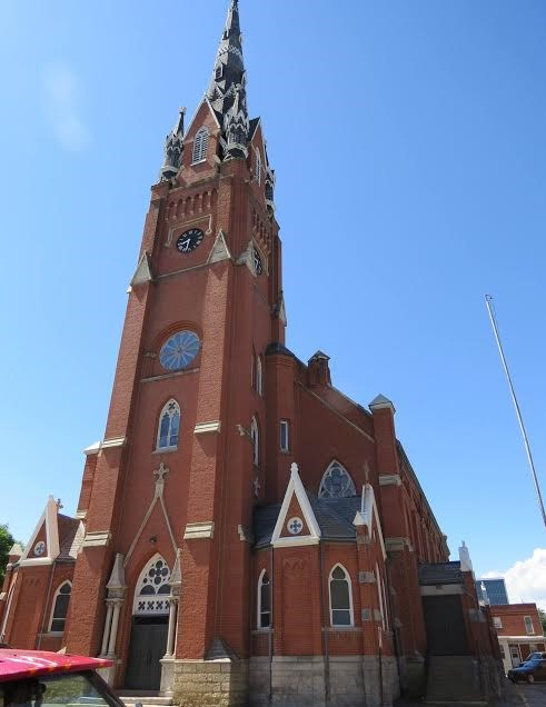 John Mullany's St. Mary's Catholic Church