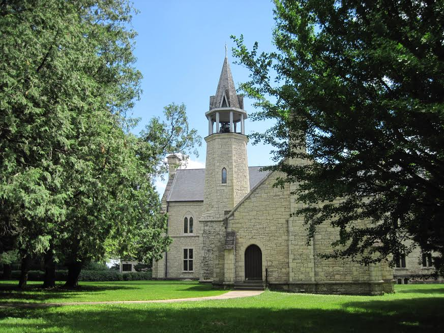 John Mullany's New Malleray Abbey Monastery