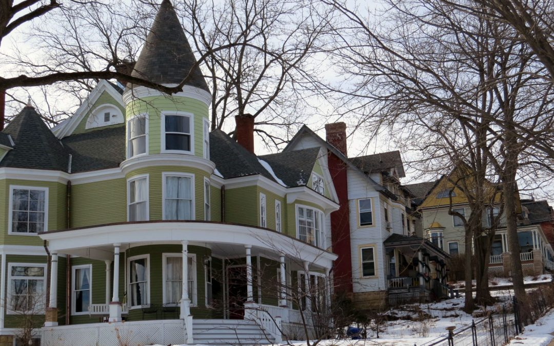 Energy Efficiency in Historic Homes