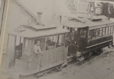 Dubuque's Streetcar Lines